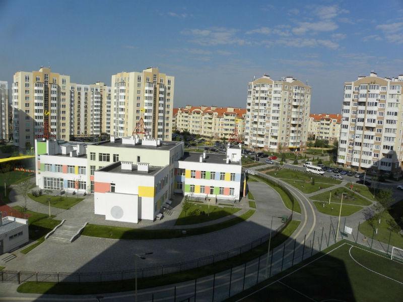Петровский квартал Леси Украинки