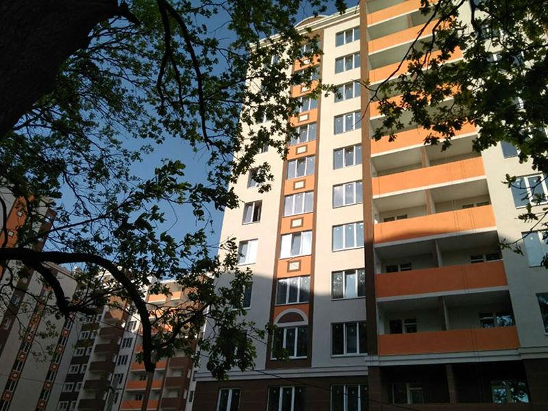 квартира в сданном доме жк петровский квартал киев