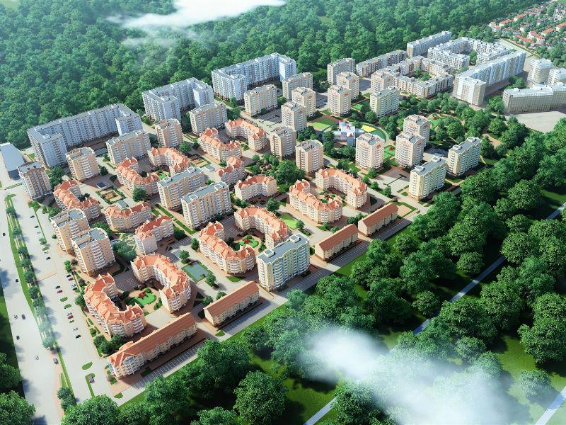 ген план петровский квартал